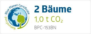 Blue Planet Certificate BPC153BN