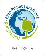 Blue Planet Certificate