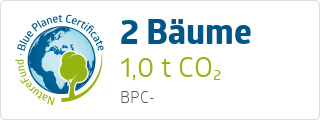Blue Planet Certificate BPC192FH