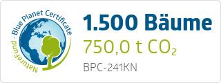 Blue Planet Certificate BPC241KN