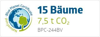 Blue Planet Certificate BPC244BV